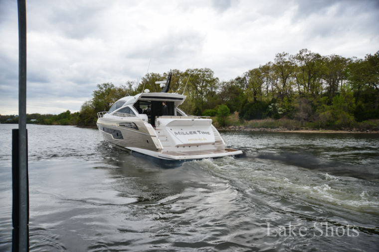Predator's Maiden Voyage   Lake Events   lakeexpo.com