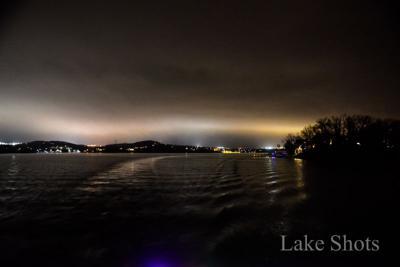 Night Boating At Lake Of The Ozarks