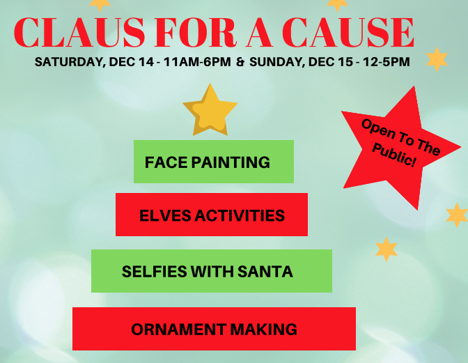 Claus For A Cause 1