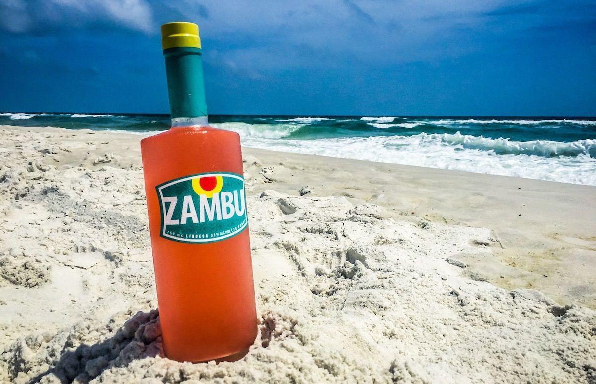 Zambu -- The Tingly Vodka!