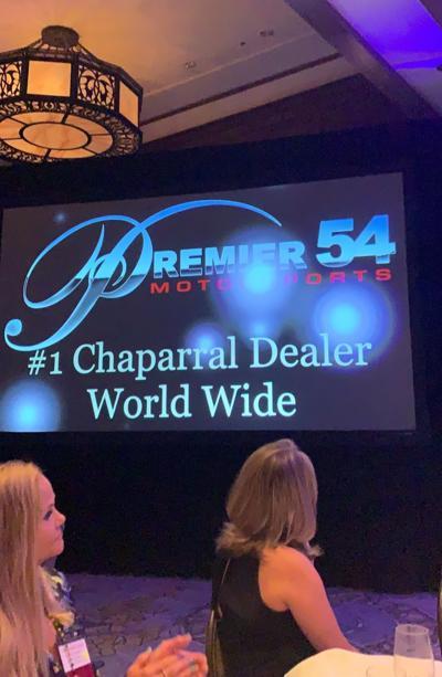 Premier 54 Motorsports Is #1 Chaparral Dealer