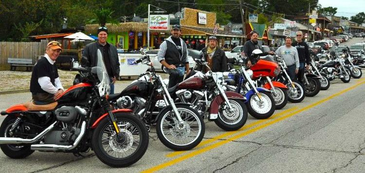 Bike Night - Lake of the Ozarks