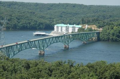 Cameras catch Hurricane Deck Bridge construction | Lake of
