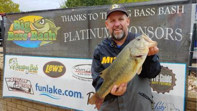 Fall Big Bass Bash - 2019 Winner - Kevin Jones