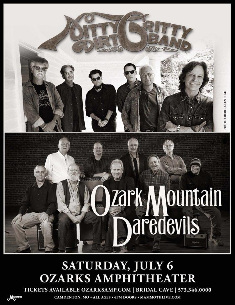 Nitty Gritty Dirt Band/Ozark Mountain Daredevils