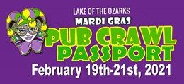 2021 Mardi Gras Pub Crawl
