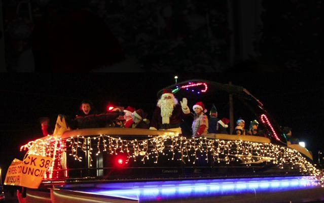 Ozark Missouri 2020 Christmas Parade Lighted Westside Christmas Parade Presented By Lake West Chamber