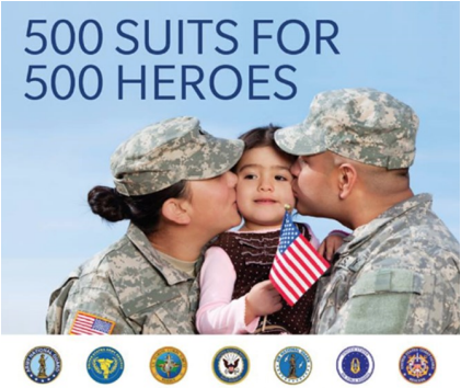 Suits For Soldiers