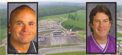 Camdenton, Lebanon Football Coaches To Face Off, On The Race Track