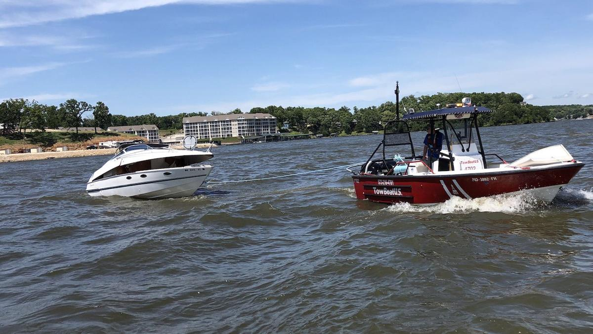 Boat Explosion Injures Five People At Lake Of The Ozarks Marina