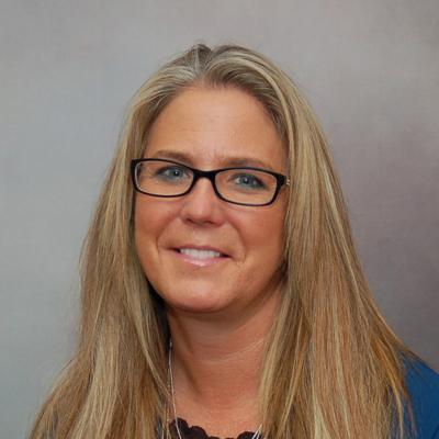 Angela Kenig, R.N., MSN, CNML -- New Lake Regional ICU Director