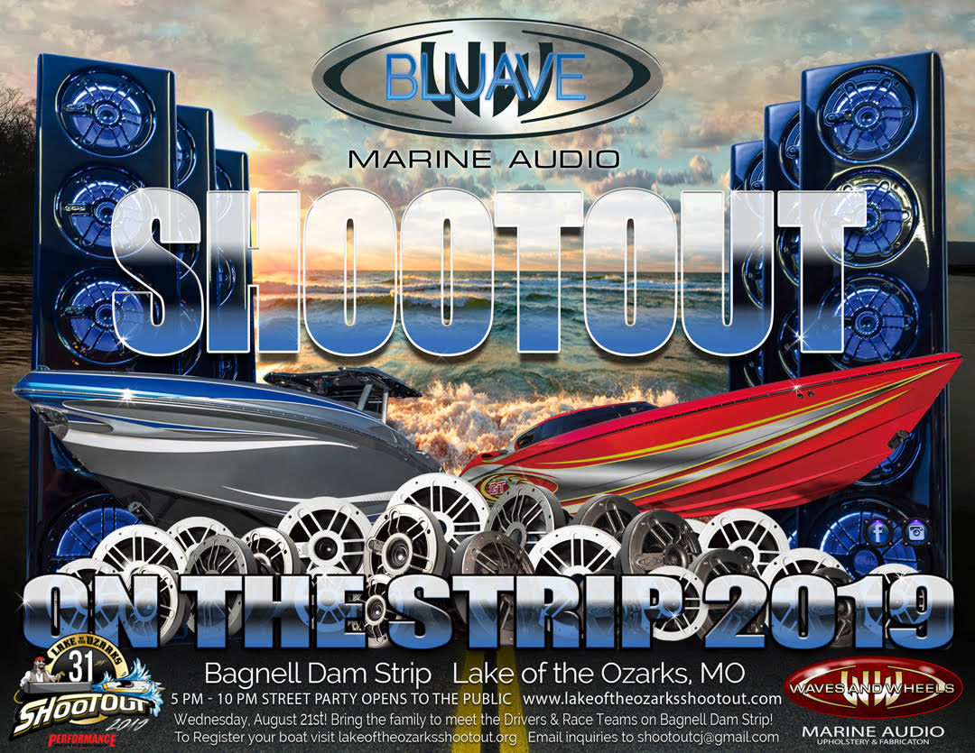 "Shootout On The Strip Meet & Greet Presented By ""Waves And Wheels"""
