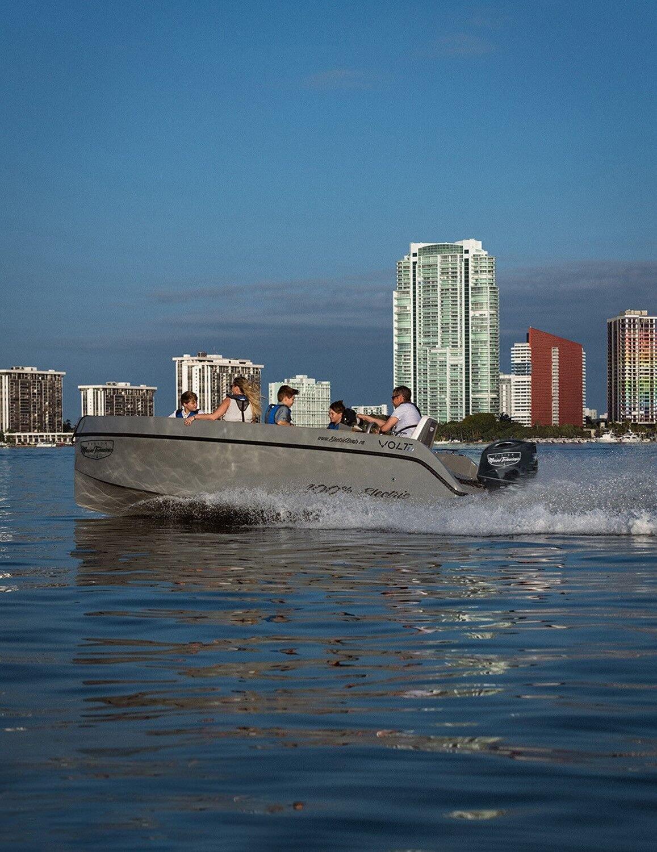 Volt - Electric Boat