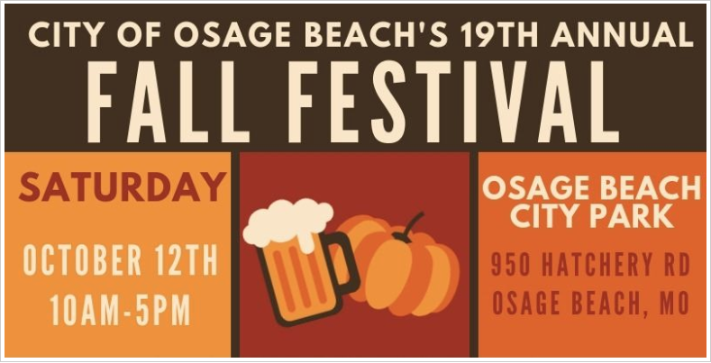 Osage Beach Fall Festival 2019