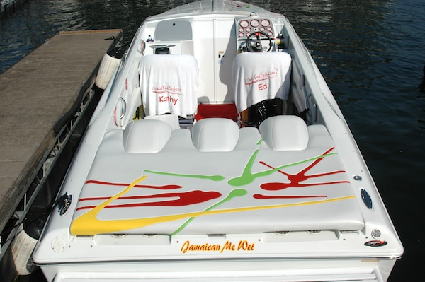 S Top 10 List But Jamaican Me Wet Is Of Thousands Unique Boat Names Found At Lake The Ozarks Mo