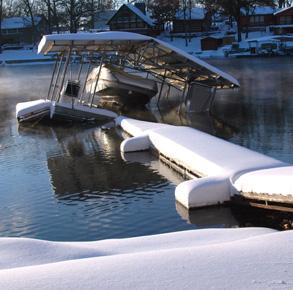 Don T Let Winter Wreck Your Dock Winterization Tips From
