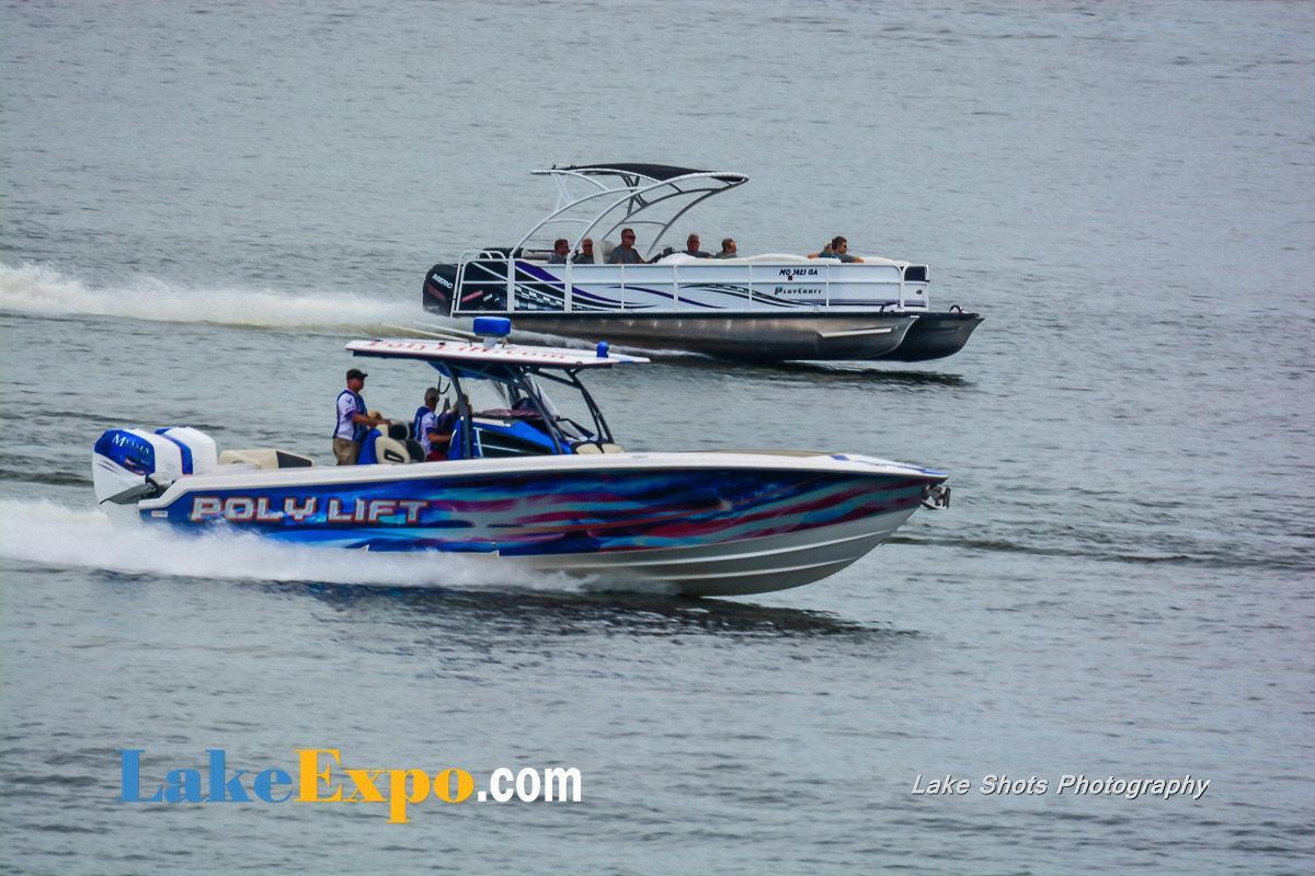 Shootout Lil' Boat & Pontoon Boat Poker Run