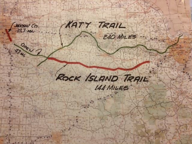 Rock Island Trail Map