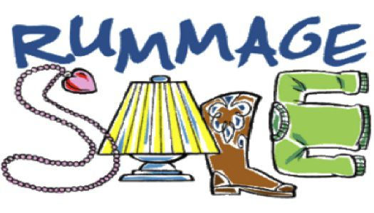 Rummage Sale Free Stock Photo