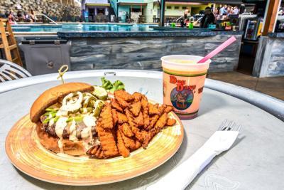 Baja Burger - Dog Days