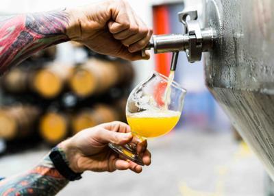 Beer Tap Brewery