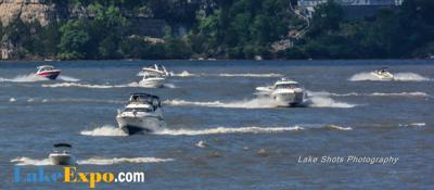 Navigating A Busy Weekend On Lake Of The Ozarks