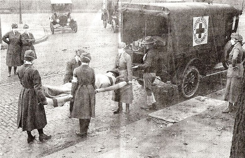 1918 Spanish Flu In St. Louis
