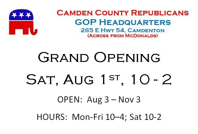 GOP HQ Grand Opening