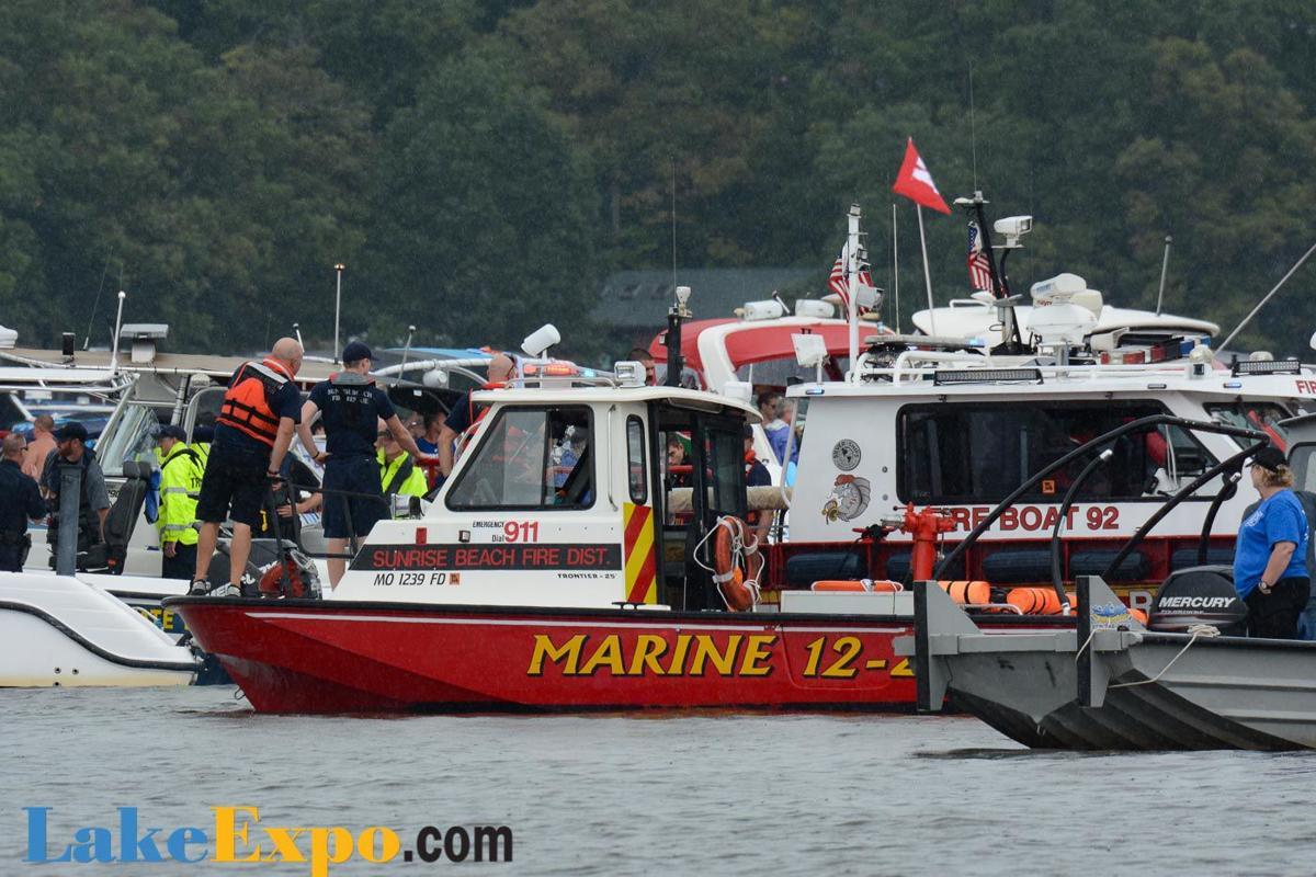 lake ozark shootout 2020