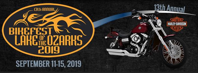 2019 Bikefest Logo