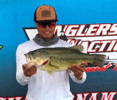 Oliver Ngy's Big Bass Bash Winner