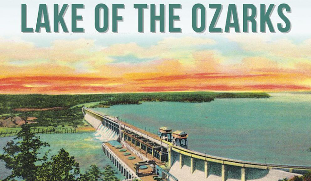 39 a people 39 s history of lake of the ozarks 39 authors shed for Lake of the ozarks fishing