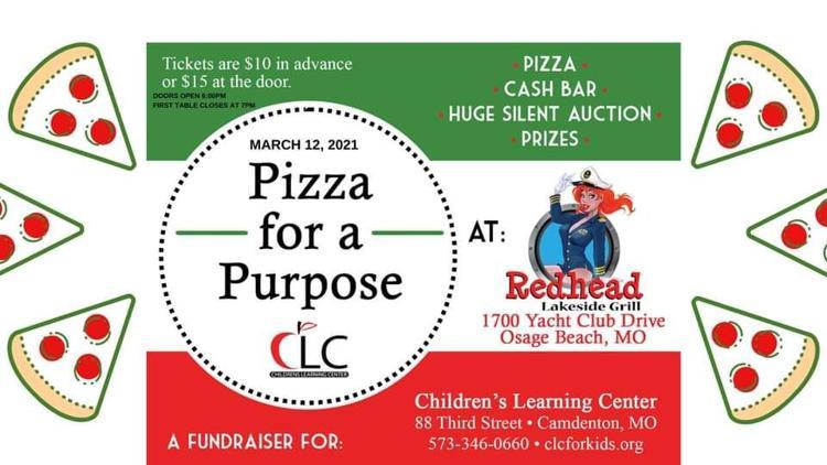 5th Annual CLC Pizza For A Purpose
