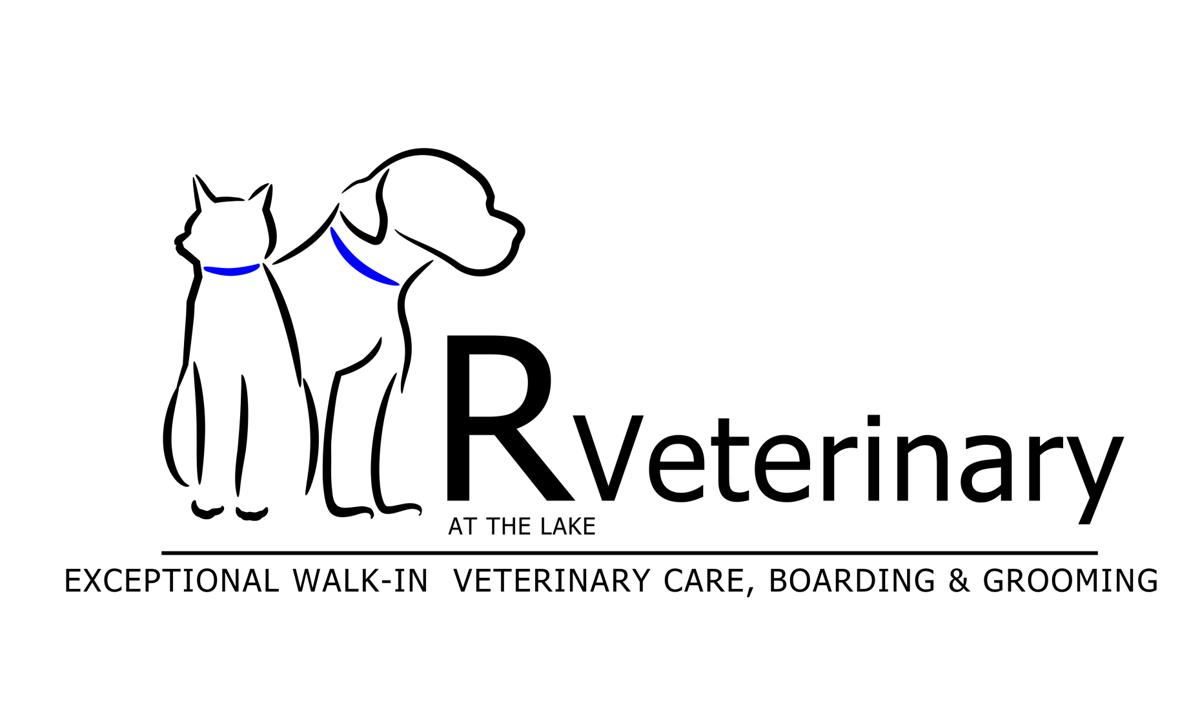 R Veterinary Logo