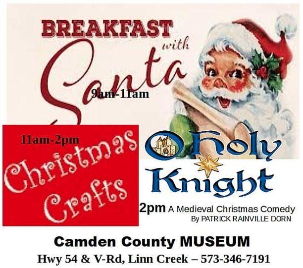 Old Tyme Christmas in Linn Creek 2020