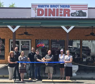 Smith Brothers Ribbon Cutting