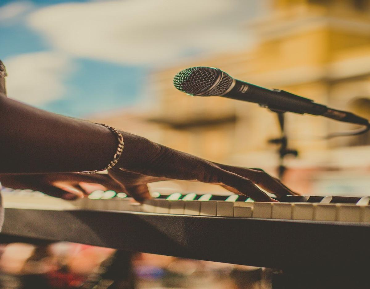 Mic Keyboard