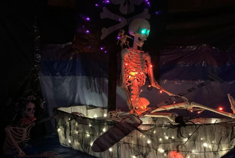 City of Linn Creek Annual Trunk or Treat & Haunted House