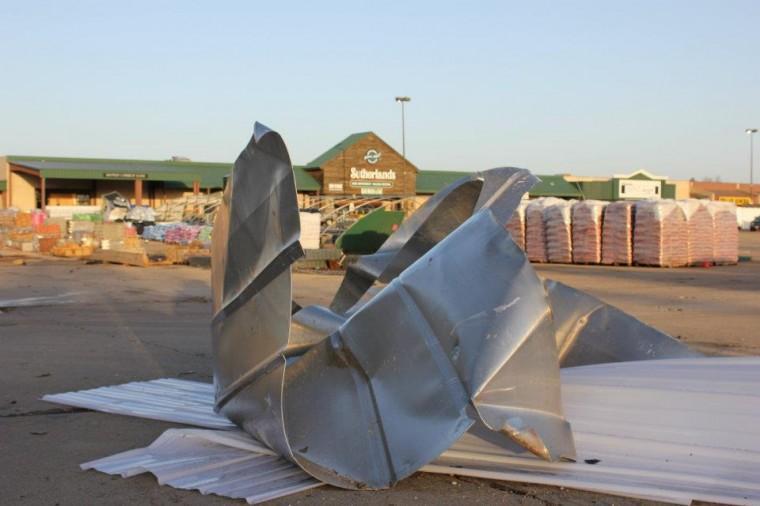 Lake Ozark Missouri >> Tornado damage in Lebanon, Mo. - LakeExpo.com: Lake Events
