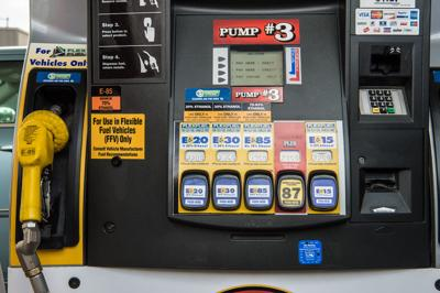 Ethanol Options At The Pump