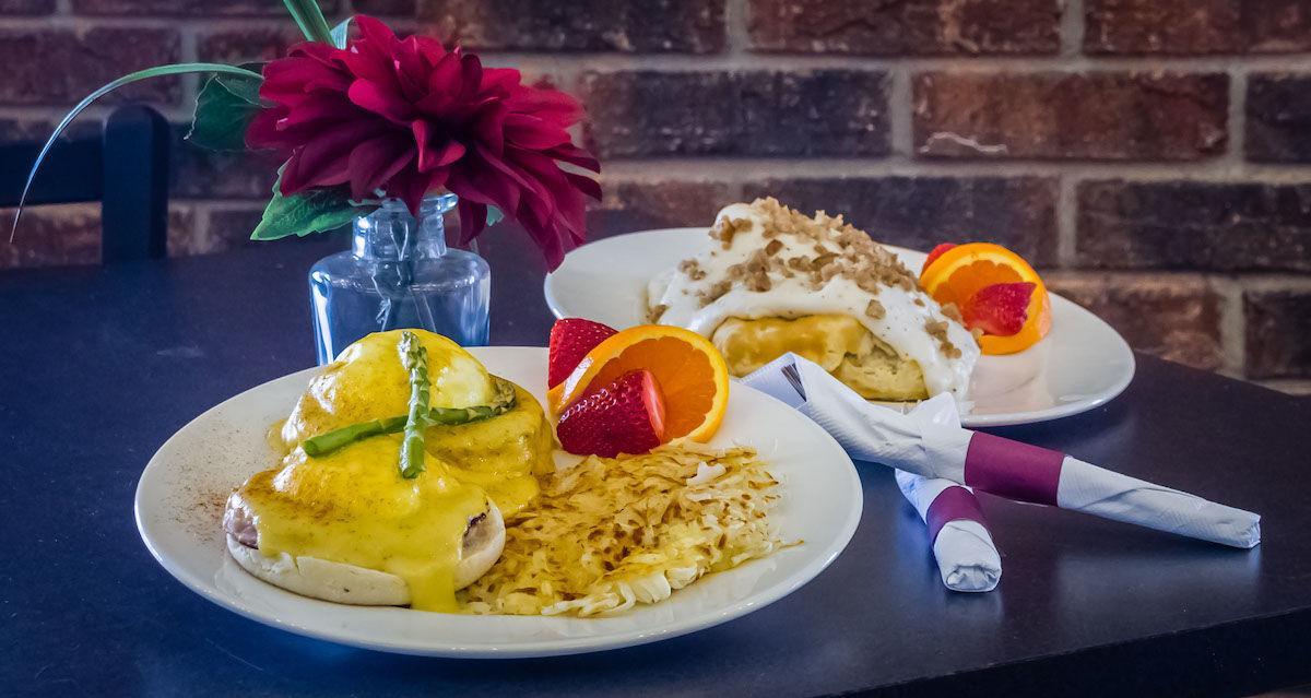 A Stunning Breakfast Spread at Ozark Yacht Club
