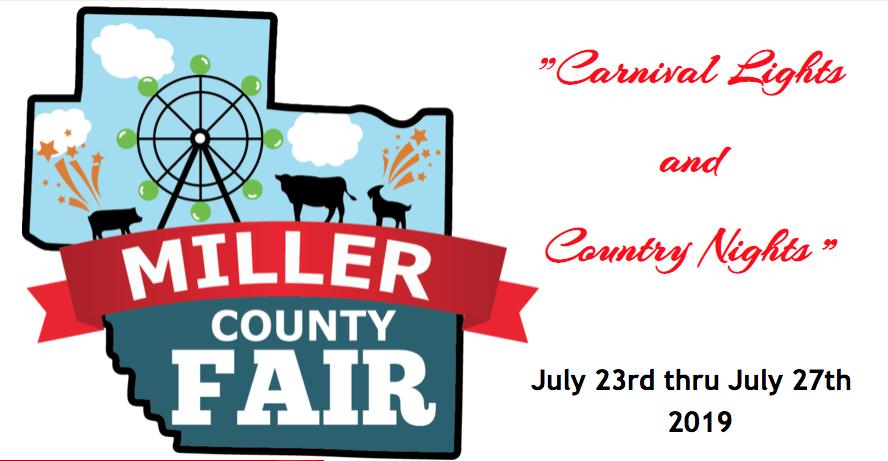 Miller County Fair 2019