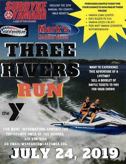 Three Rivers Run 2019