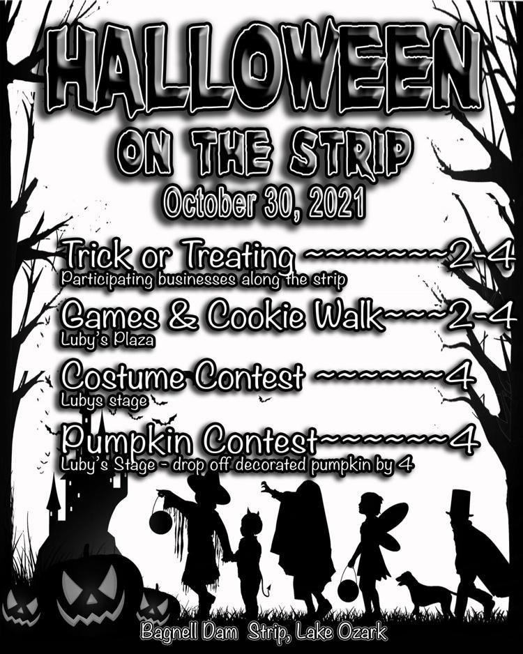2021 Halloween on the Strip