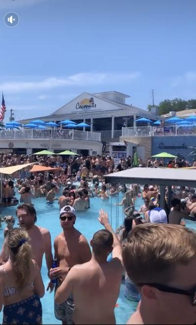 Lake Of The Ozarks Memorial Day Pool Parties - Coconuts Caribbean Bar & Grill