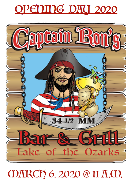 Capt Ron's Opening Day