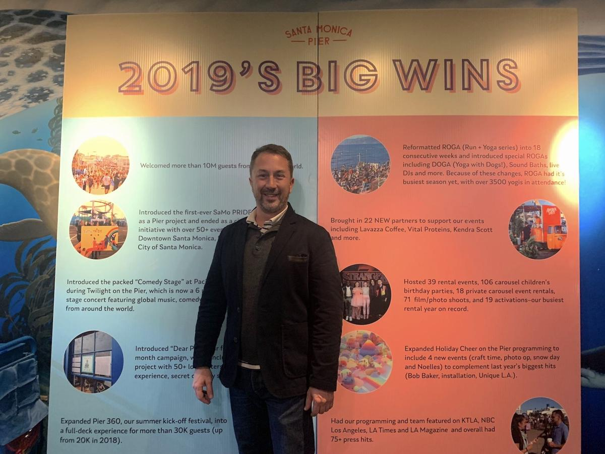 Chris Foster - 2019's Big Wins At The Santa Monica Pier