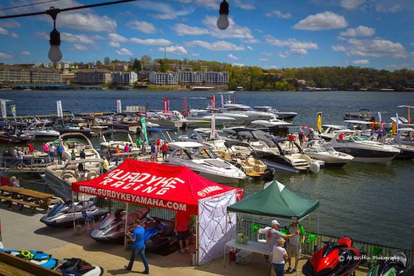 LOMDA Spring Boat Show
