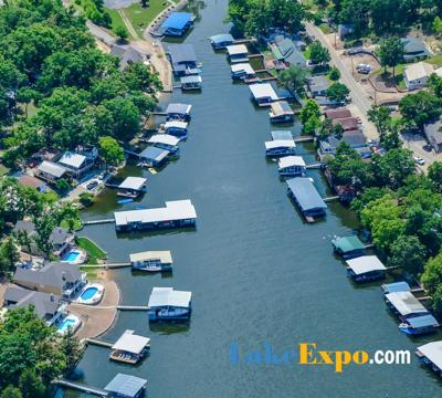 Docks On Lake Of The Ozarks