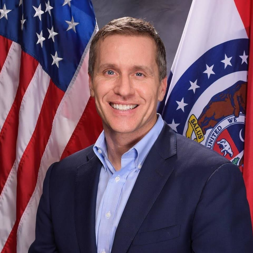 Missouri Gov. Eric Greitens charged with felony invasion